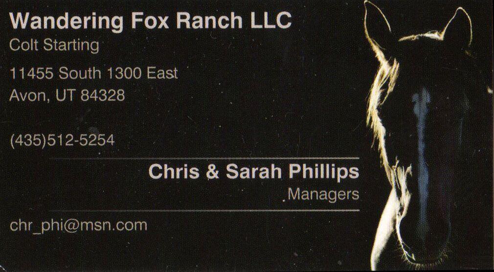 Fox Farm Ranch