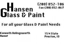 hansen glass