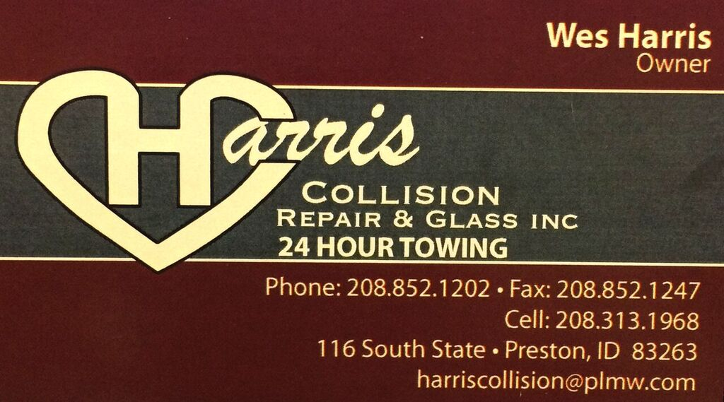 Harrison Collision
