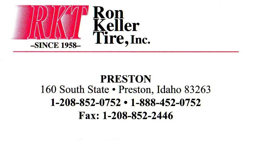 Ron Keller Tire