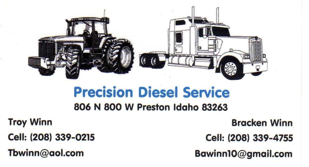 Precision Diesel Service